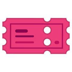ticket emoji meaning copy paste