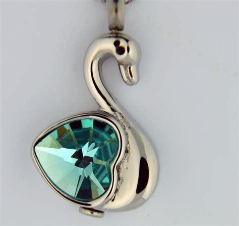 glass cremation jewelry pendants