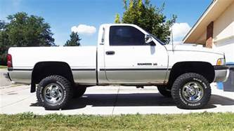 custom 1994 dodge ram 1500 4x4 5 2l 318 lifted