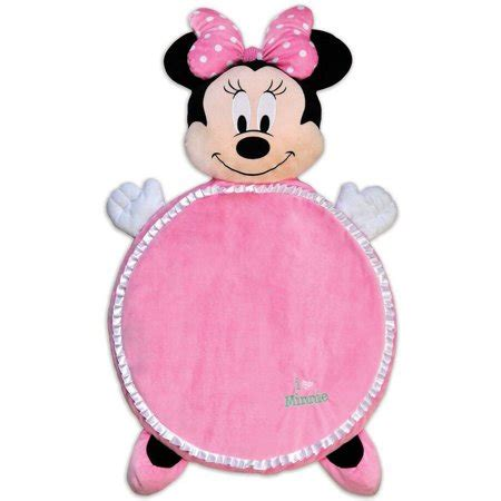 Disney Mickey Mouse Play Mat - preferred disney baby minnie mouse plush playmat