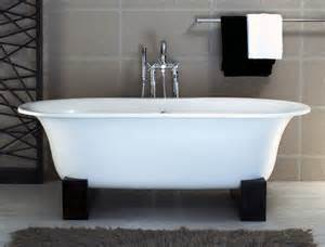 triangle re bath asia freestanding bathtub with black
