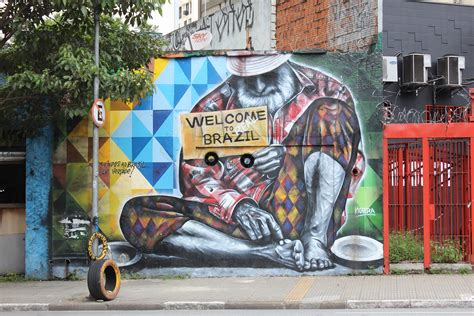 Picture Murals On Walls this brazilian street artist is using art to inspire s 227 o