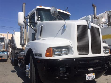 kenworth factory 1997 kenworth t600 factory daycab truck sales