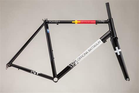 Handmade Steel Bike Frames - officina battaglin steel bike frames handmade in italy