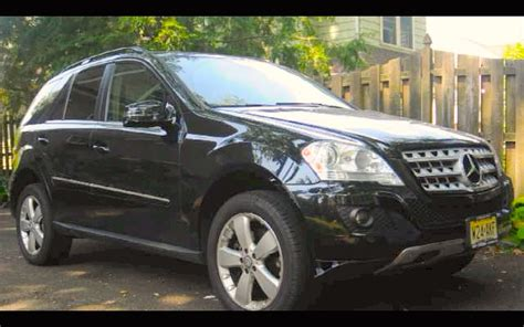 Mercedes Ml350 Review by 2011 Mercedes Ml350 4matic Startup And Review