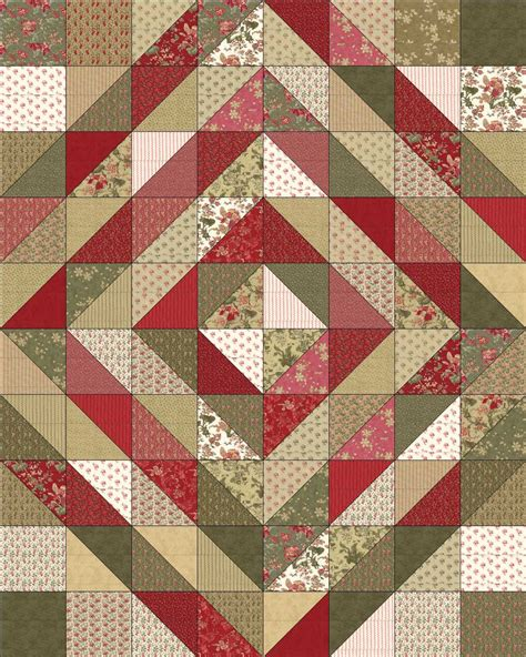 Quilting Layer Cake by The Side Or Not Layer Cake Quilt 171 Moda Bake Shop