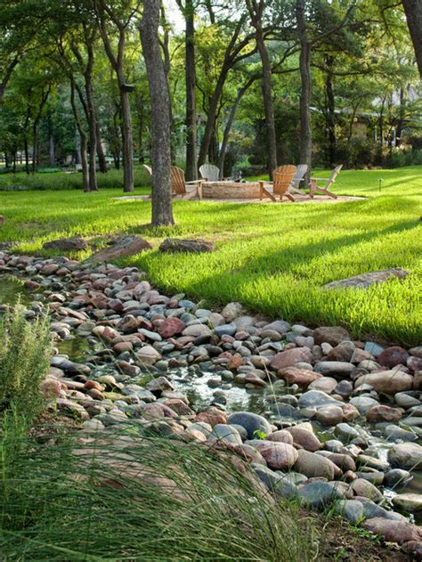drainage ditch ideas pictures remodel  decor