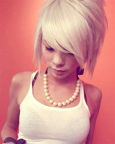 girl hairstyles edgy 40 short haircuts for girls with added oomph shorts
