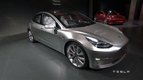 Tesla Model Lll Tesla Model 3 Teknikens V 228 Rld
