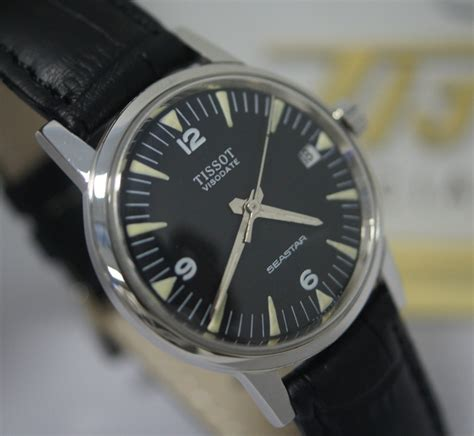 "Rare vintage swiss ""tissot visodate seastar"" watch!!..nr"