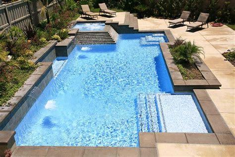 geometric pools geometric swimming pool pool ideas pinterest