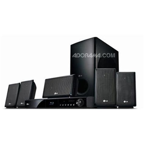 Home Theater 5 1 Satelite Lg lg electronics lg lhb335 network home theatre system 5 1ch 1000w 1 disc bd hts 5