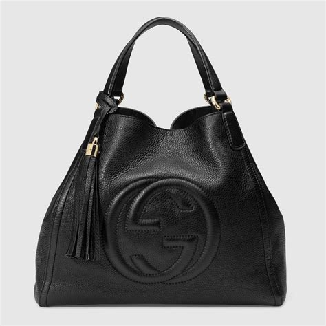 gucci soho bag gucci soho leather shoulder bag 282309a7m0g1000