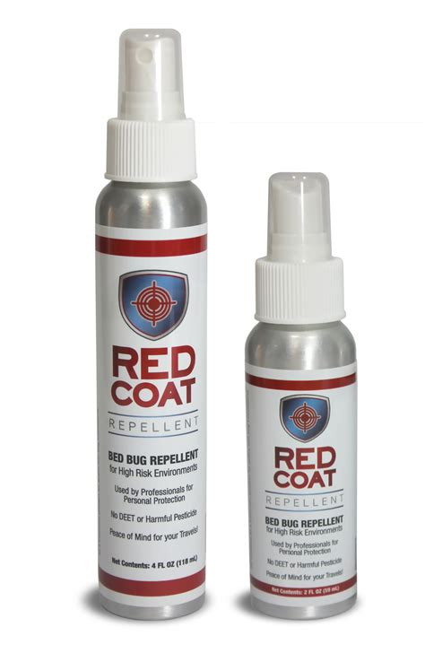 bed bug deterrent red coat repellent bed bug repellent bed bug control
