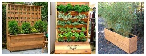 Screening Garden Ideas Think Outside The Box 20 Creative Container Garden Ideas
