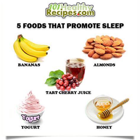 8 Snacks That Help You Sleep Better by 5 Foods That Help You Sleep Better Promote Sleep