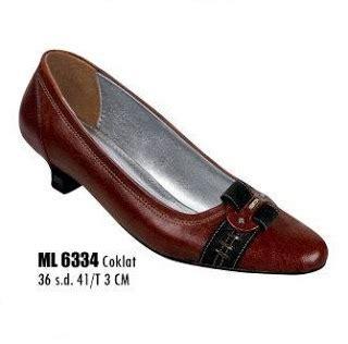 Pantofel Coklat 01 oktober 2012 shop terpercaya belanja sepatu wanita