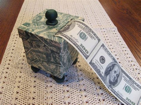 Handmade Money Box - handmade decoupage money box graduation