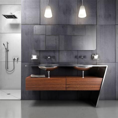 stylish bathrooms sleek stylish bathrooms by componendo freshome