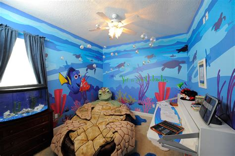 finding nemo bedroom sneak peek my house goes disney returns tonight