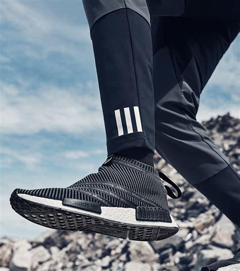 Sepatu Adidas Nmd Black White Anmd Bw adidas nmd city sock white mountaineering sneaker bar detroit