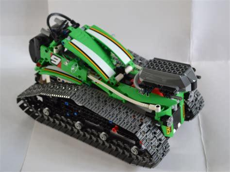 Reception Lego Style Rc Lg lego ideas product ideas rc tracked vehicle