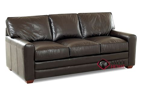 Sofas Halifax by Halifax Leather Sofa By Savvy Is Fully Customizable By You