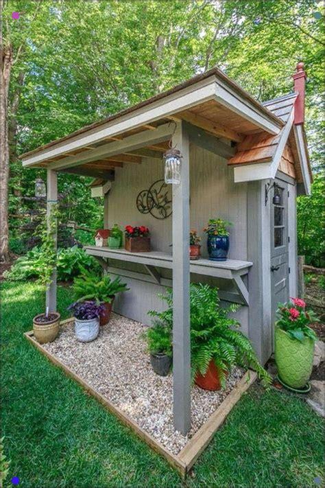 garden shed ideas  gardening pinterest garden backyard