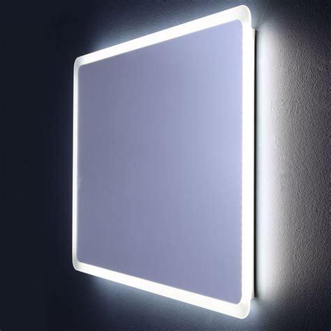 Specchi Retroilluminati Per Bagno by Specchio Retroilluminato A Led Per Bagno 60x60 Modello Dallas