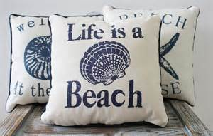 nautical sayings 10 quot throw pillows home decor