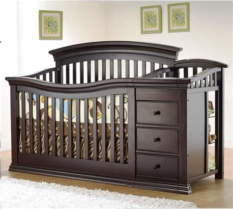 baby nursery decor brown lacquired walmart baby nursery