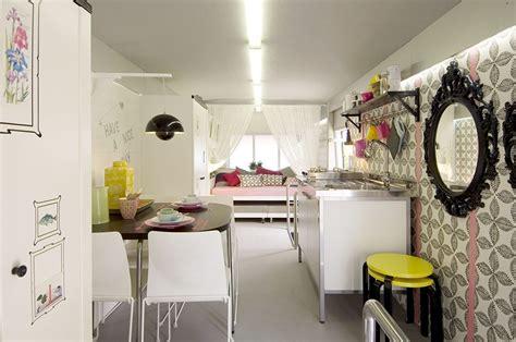 arredare piccoli spazi idee arredare un cer come un monolocale lezioni di stile in