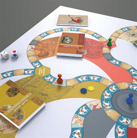 game design visual style rahala board game design tarek atrissi design the