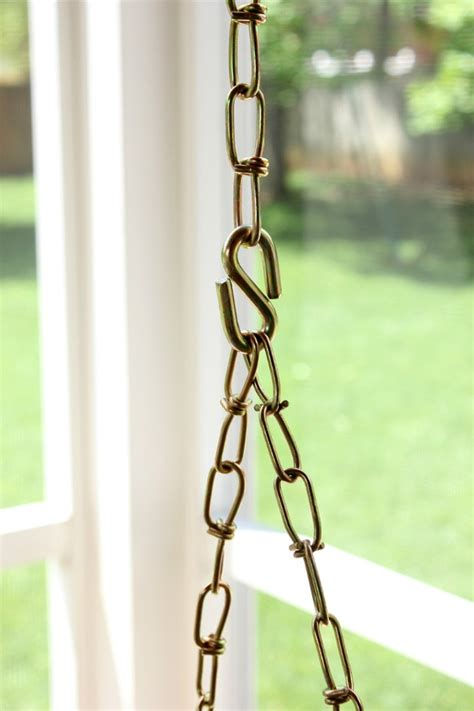 porch swing chain set hometalk rope wrapped chain for a porch swing