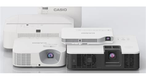 casio l free projector casio will debut l free projector line at dse