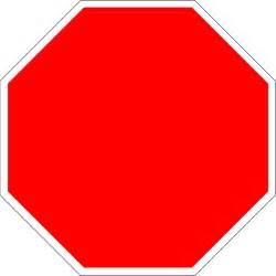 stop sign template file blank stop sign octagon svg