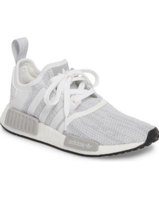 spectacular sales for s adidas nmd r1 athletic shoe size 8 5 s 7 5 s m white