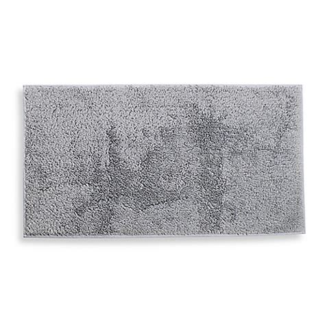 24 X 60 Bath Rug Buy Finest Luxury 24 Inch X 60 Inch Bath Rug In Grey From Bed Bath Beyond