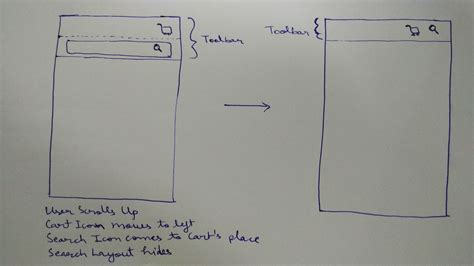 layout animation objectanimator how do i animate views in toolbar when user scrolls