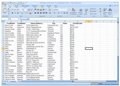 contacts spreadsheet template v quality at affordable rates