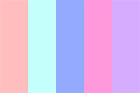 light color palette soft light pastels color palette