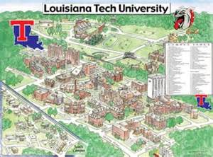 tech maps louisiana tech image gallery at weblo