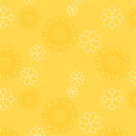 Yellow Pattern Pinterest | yellow floral pattern background labs floral patterns
