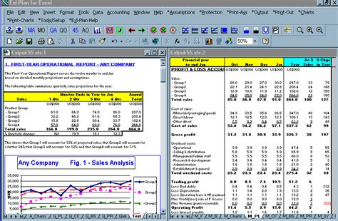 5 monthly financial report excel template progress report