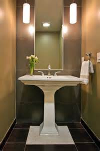 Small Pedestal Sinks For Powder Room Photo Page Hgtv