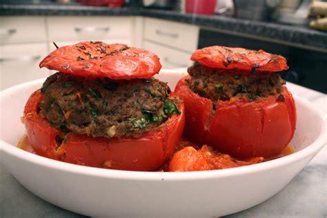 cuisine tomate tomates farcies par mamy la cuisine de