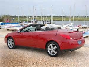 2007 Pontiac G6 Hardtop Convertible 2007 Pontiac G6 Retractable Hardtop Convertible Photo