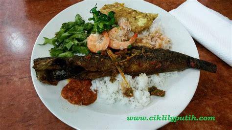 ciklilyputih  lifestyle blogger menu makan tengahari