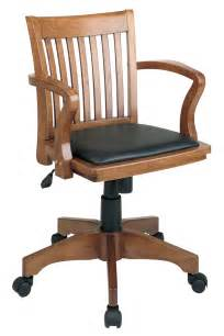 wood office chair 108 fw 3 office fruitwood wood bankers chair with
