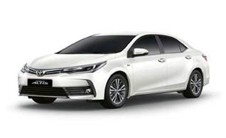 Toyota Coralla Toyota To Recall 23 157 Corolla Altis In India Concerning